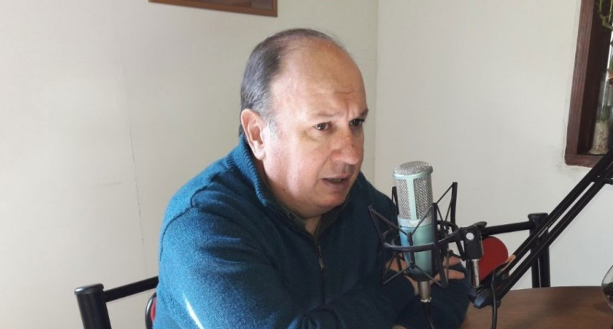 Luis Rodríguez; 'Es difícil llegar a un acuerdo porque el gobierno no quiere acceder a la clausula gatillo del 2017'