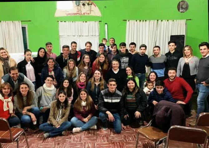 Juan Carlos Moran: 'Es atrapante ver cómo los jóvenes piensan en defender los intereses de su pueblo'