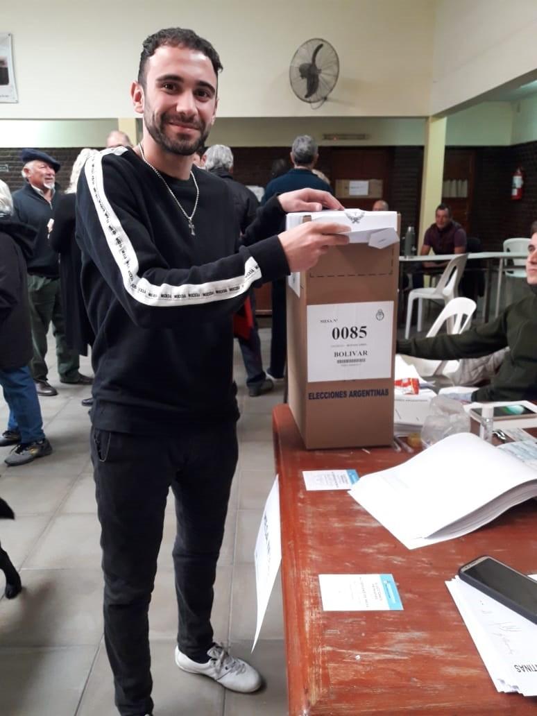 Federico Iriarte: 'Sabemos que desde el lunes vamos a trabajar todos juntos'