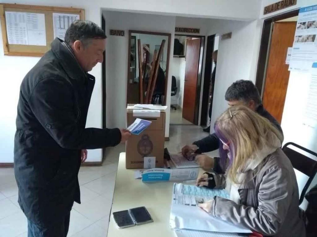 Unidad 17: Mas de 200 internos votaron en las PASO del pasado domingo 11