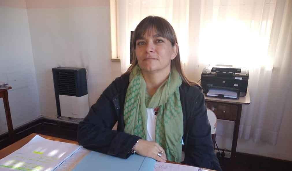 Alejandra Gonzalez: 'Las docentes y la cooperadora se merecen todo mi reconocimiento por el compromiso'