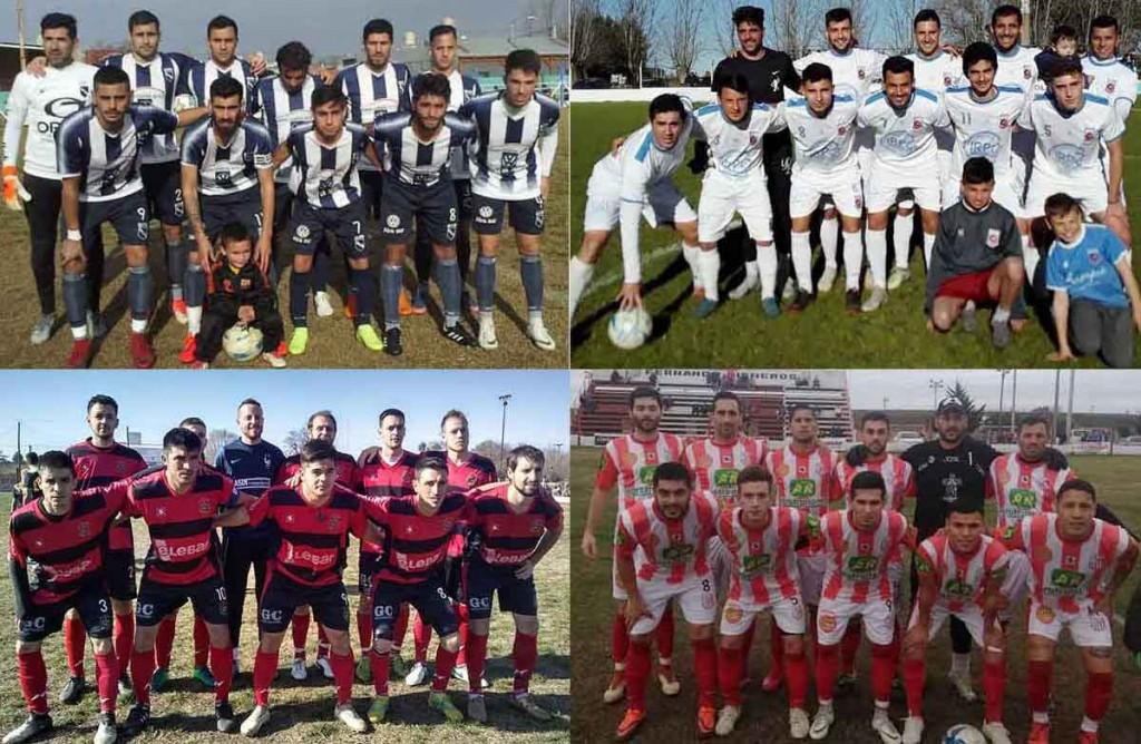 Atlético Urdampilleta recibe a Empleados, Independiente será local ante Balonpie