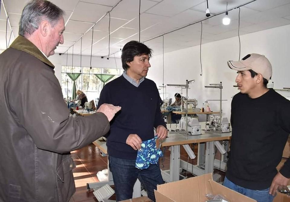"""Alejandro Acerbo: """"La intención del proyecto siempre fue ayudar a las familias en su cuota alimentaria básica"""""""