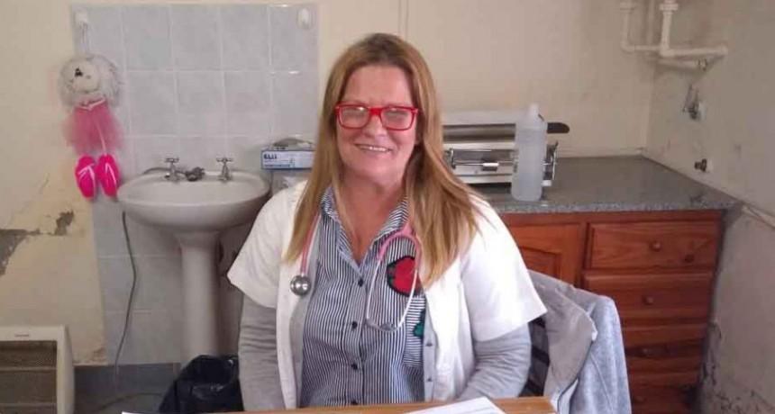 La Dra. Ana Arrigoni atenderá cuatro veces por semana en la localidad