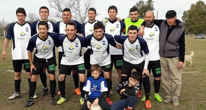 Futbol Rural Recreativo; el líder de 1º división comenzó la segunda rueda con un empate