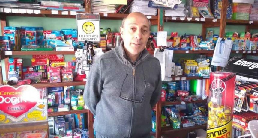 Luis Astengo: 'Somos muy agradecidos a la confianza que nos da toda la gente del pueblo'