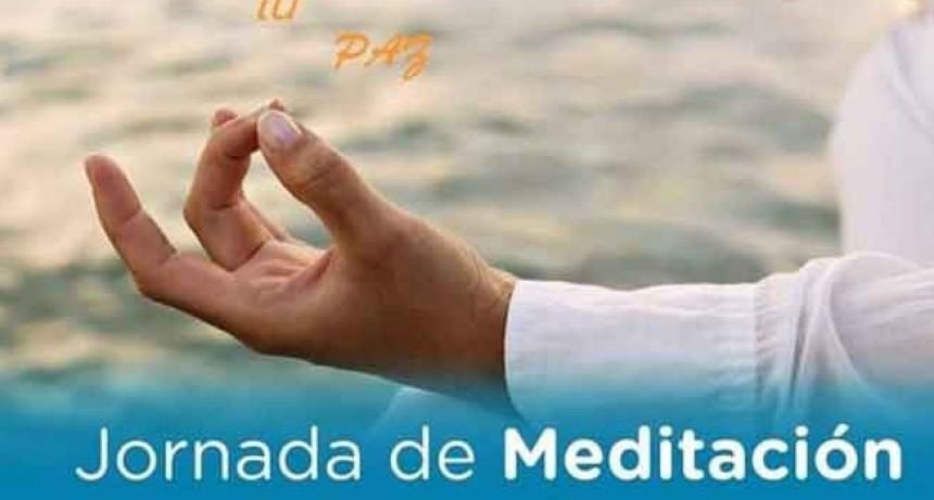Se brindará una jornada de meditación bajo el lema 'Activa tu Paz'