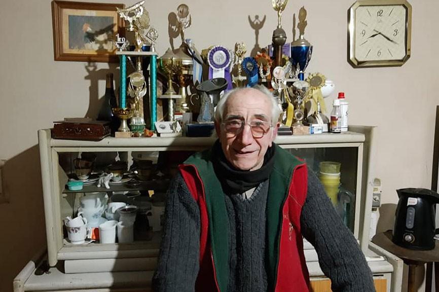 Alfredo Gualdieri; 'Lo que me dejo el futbol son las buenas amistades'