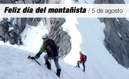 Día del montañista