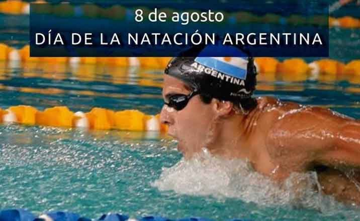 Día de la natación argentina