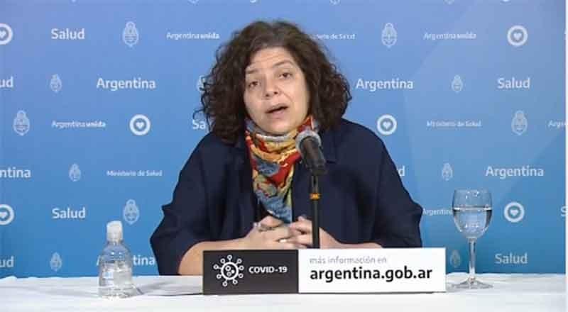 Informan 40 fallecimientos y suman 4.450 los muertos por coronavirus en Argentina