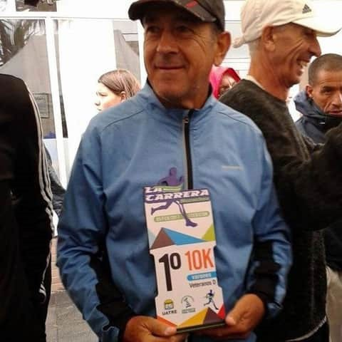Julio Clerice; 'Es difícil motivarse para entrenar sin un objetivo a cumplir'