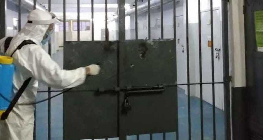 Azul; Preocupa el incremento de casos de coronavirus en la cárcel de varones
