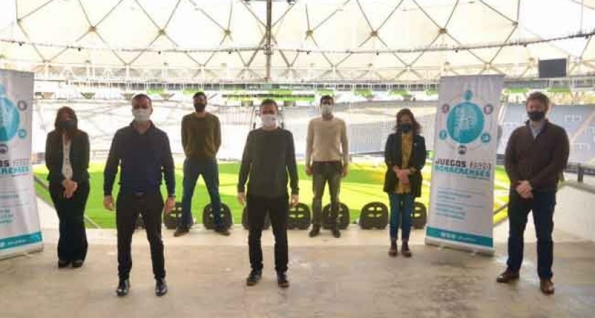 Ya se preparan los Juegos Bonaerenses 2020 que se harán de forma virtual por la emergencia sanitaria