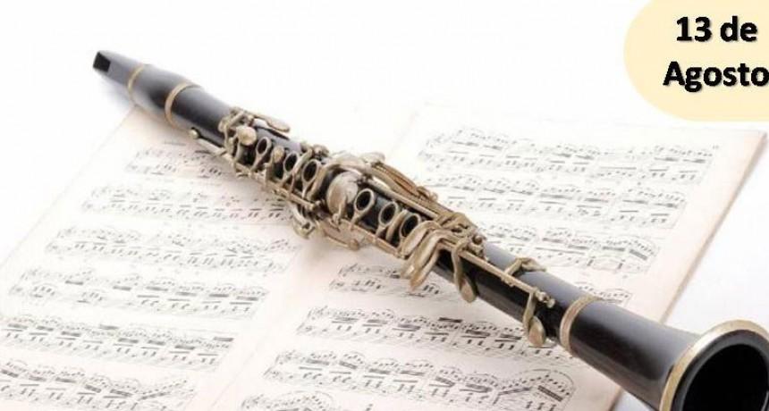 Día Internacional del Clarinetista