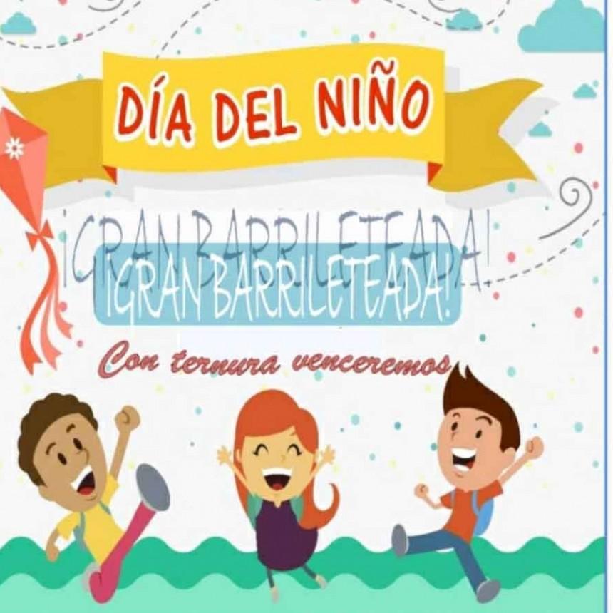 Alejandra González; 'La idea es que esos barriletes eleven el sueño de los niños'