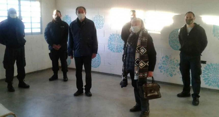 En la Unidad Penitenciaria N.º 17; Internos rezaron el Santo Rosario por zoom junto a 'Los madrugadores'