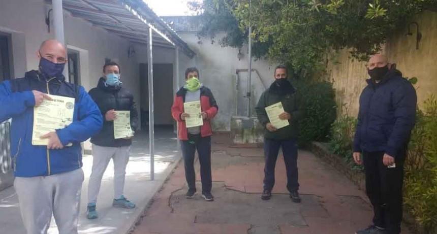 Sierra Chica; El CEF N.º 100 entregó programas de actividad física para los internos