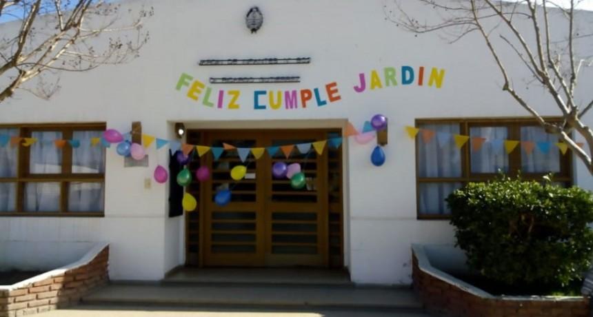 El Jardín N.° 902 Ricardo Gutiérrez cumplió 58 años de vida institucional