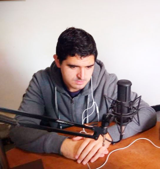 Nicolás Alonso habló con Segunda Jugada a poco del comienzo del torneo de la Liga de Bolívar