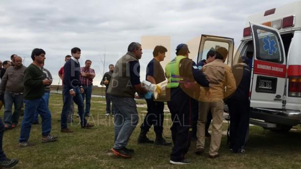 Pescador desaparecido : encontraron el cuerpo
