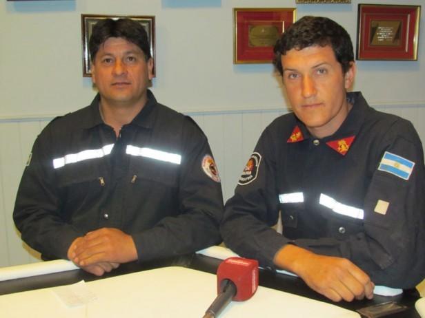 Detalles del operativo en la laguna de Juancho