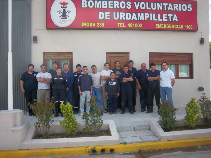 El Intendente firmará con Bomberos Voluntarios, un contrato de comodato para la utilización de un predio