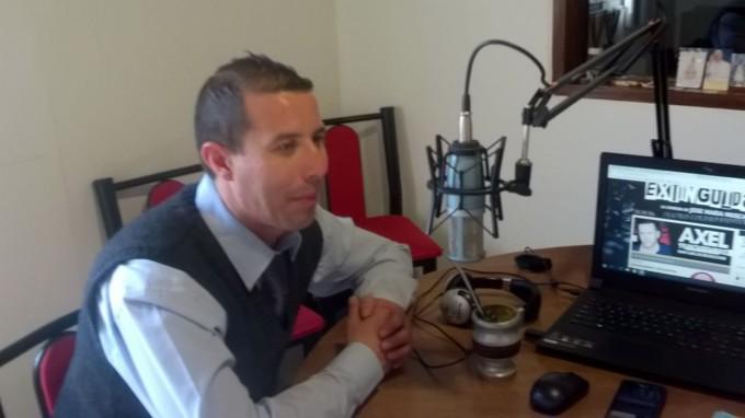 Hauswagen Olavarría nuevamente en Urdampilleta