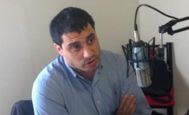DIRECCION DE CULTURA: Pablo Bucca recorrió las localidades