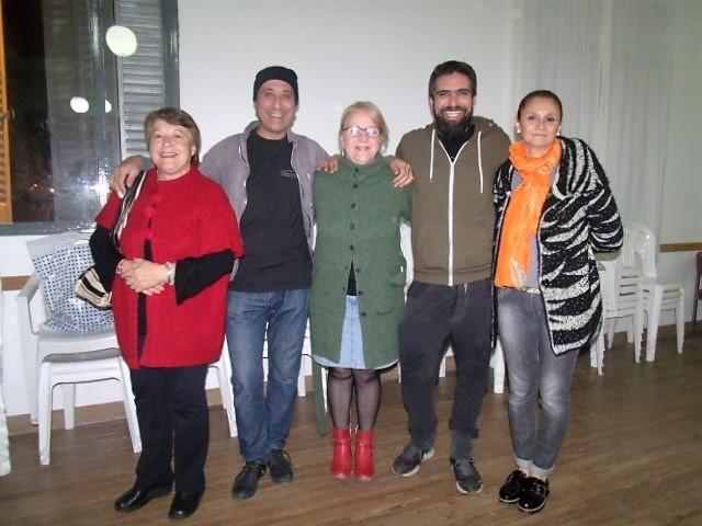 El Grupo de Teatro de Urdampilleta participará este sábado en el 'Barlovento Regional'