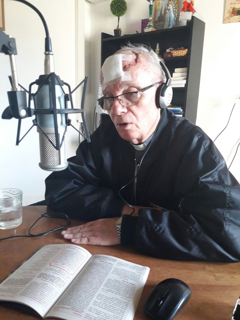 Padre Peter Oliver: Espacio de reflexión sobre el Evangelio del domingo 17
