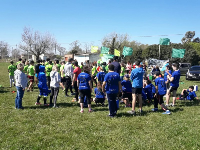 Jornadas Recreativas: Azul y Verde- Verde y Azul continuaron disfrutando de las actividades
