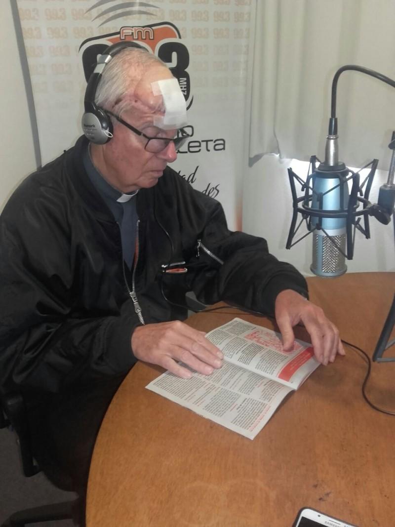Padre Peter Oliver: Espacio de reflexión sobre el Evangelio del domingo 24