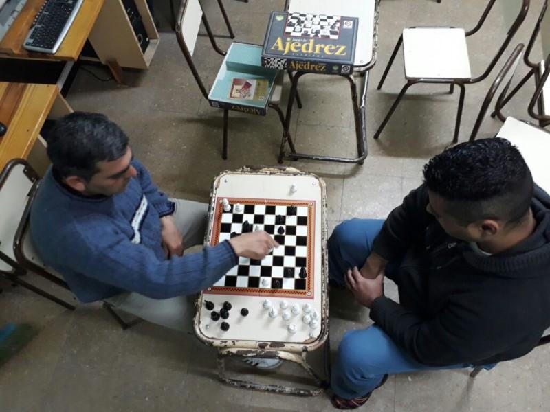 "Etapa regional del ""V Torneo Provincial de ajedrez"" en la Unidad Nº2"