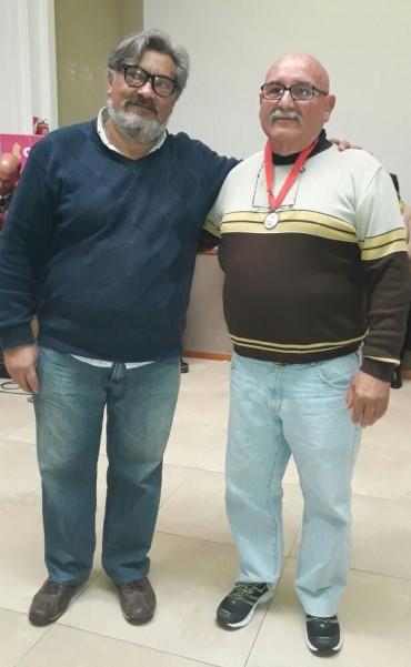 Barlovento 2017: En 'Narrativa', Pedro Santa Cruz Couto obtuvo el 3er puesto