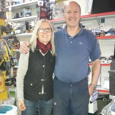 'Casa Avenida', la familia Richard cumplió 50 años como comerciante
