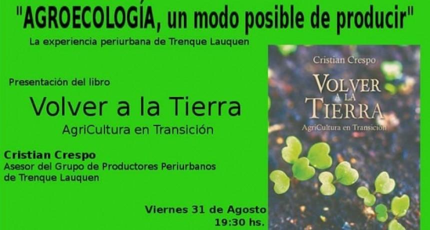 El Colectivo Tierra Viva de Bolívar brindó una charla sobre Agroecología