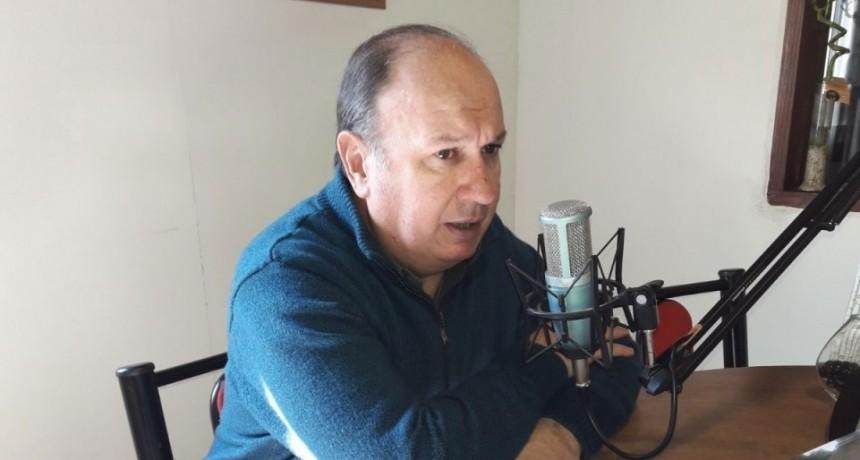 Luis Rodríguez; UDocBA: 'Si no hay convocatoria se seguirá con el plan de lucha hasta obtener una respuesta y de no recibirla se llegará al paro por tiempo indeterminado'