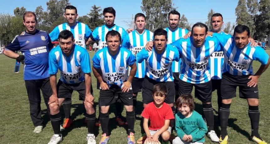 Solo Ibarra sumo de a 3 para la 1º división en la 14º Fecha del Futbol Rural, Pirovano gano en 2º