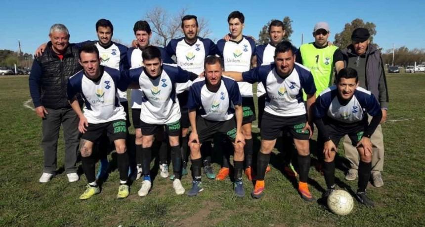 Se jugo la 14º fecha del torneo de Futbol Rural Recreativo