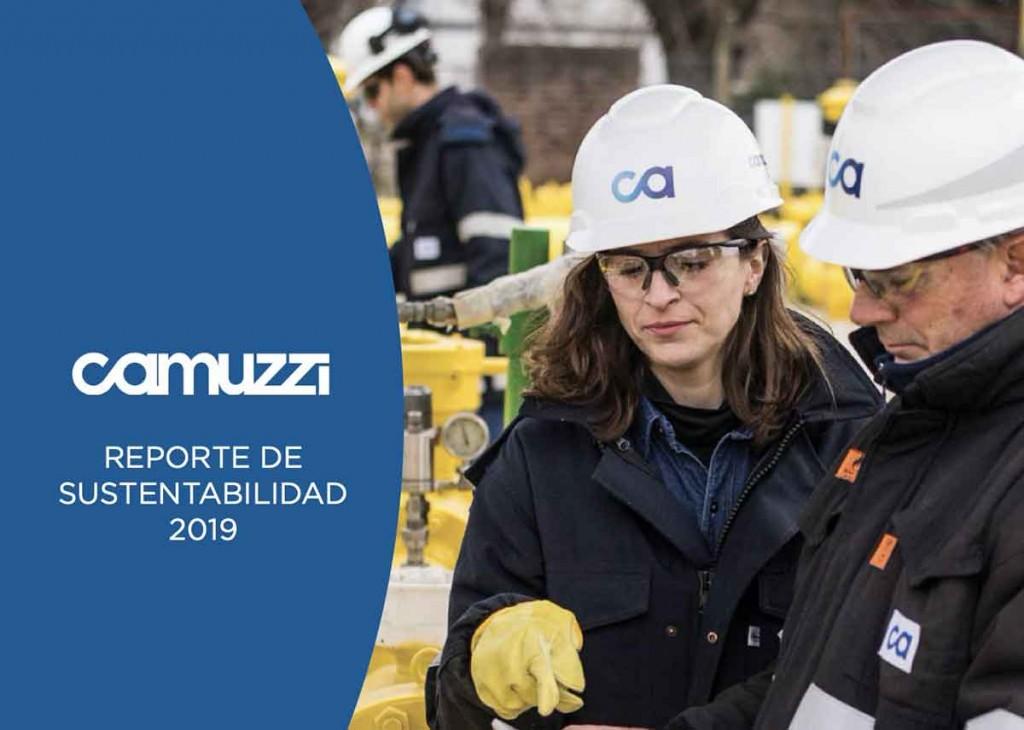 Camuzzi presenta su primer reporte de sustentabilidad