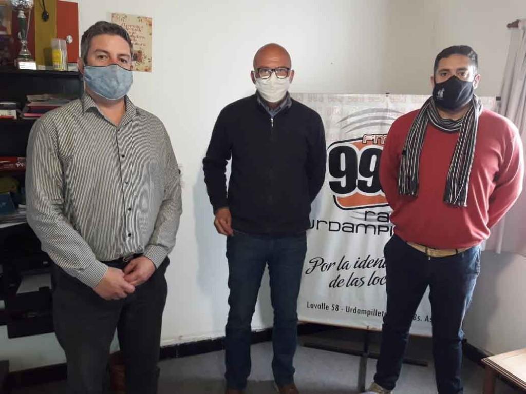 Se realizó el lanzamiento de la campaña de prevención 'Juntos contra el dengue'