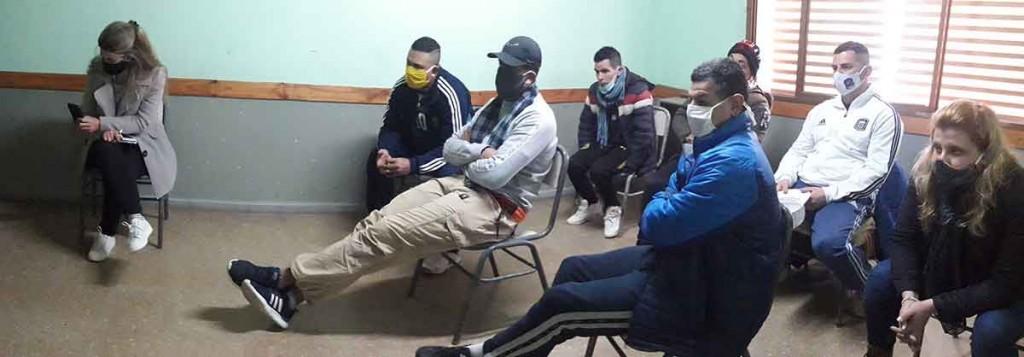 Sierra Chica; Primer conversatorio virtual sobre masculinidades en la Unidad N°2