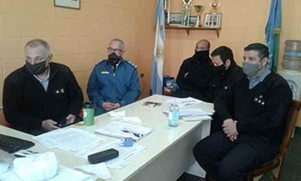 Se constituyó el Comité de Prevención y Resolución de Conflictos en la Unidad Nº17