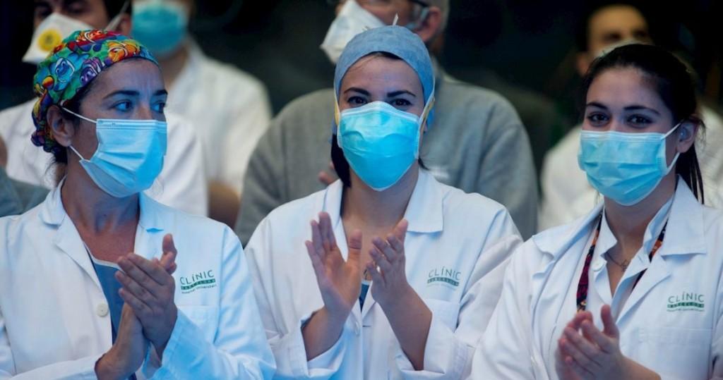 Enfermeros autoconvocados invitan a una movilización