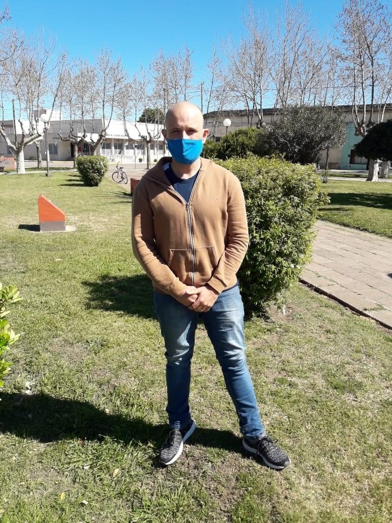 """César Tordó: """"Las familias necesitan de acompañamiento y hacemos este trabajo territorial"""""""