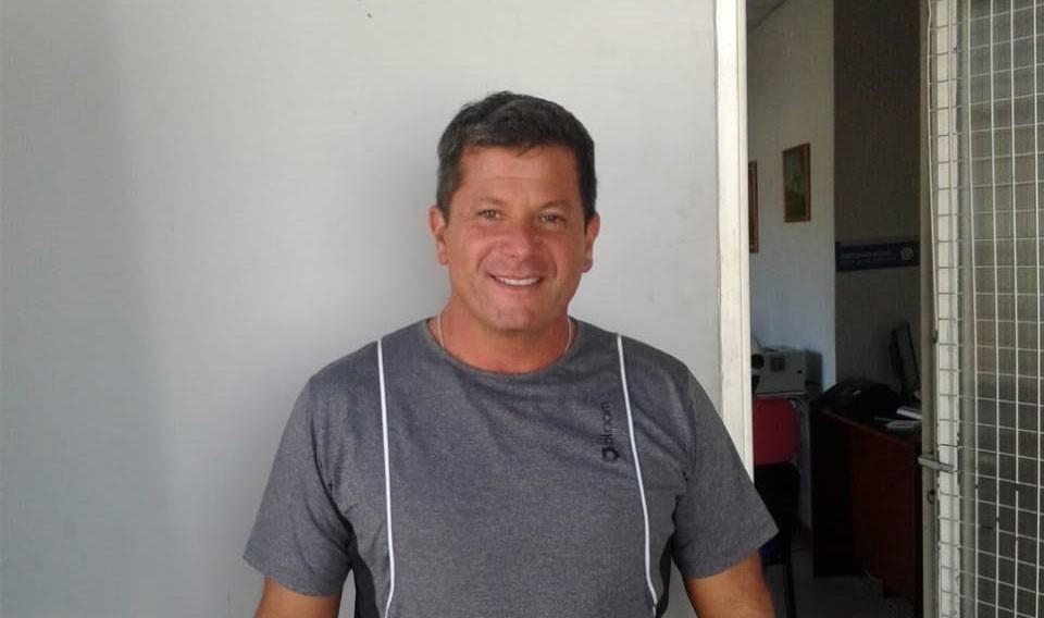 """El Director de Deportes, """"Nano"""" Viola, estuvo en las instalaciones del """"Paisa"""""""