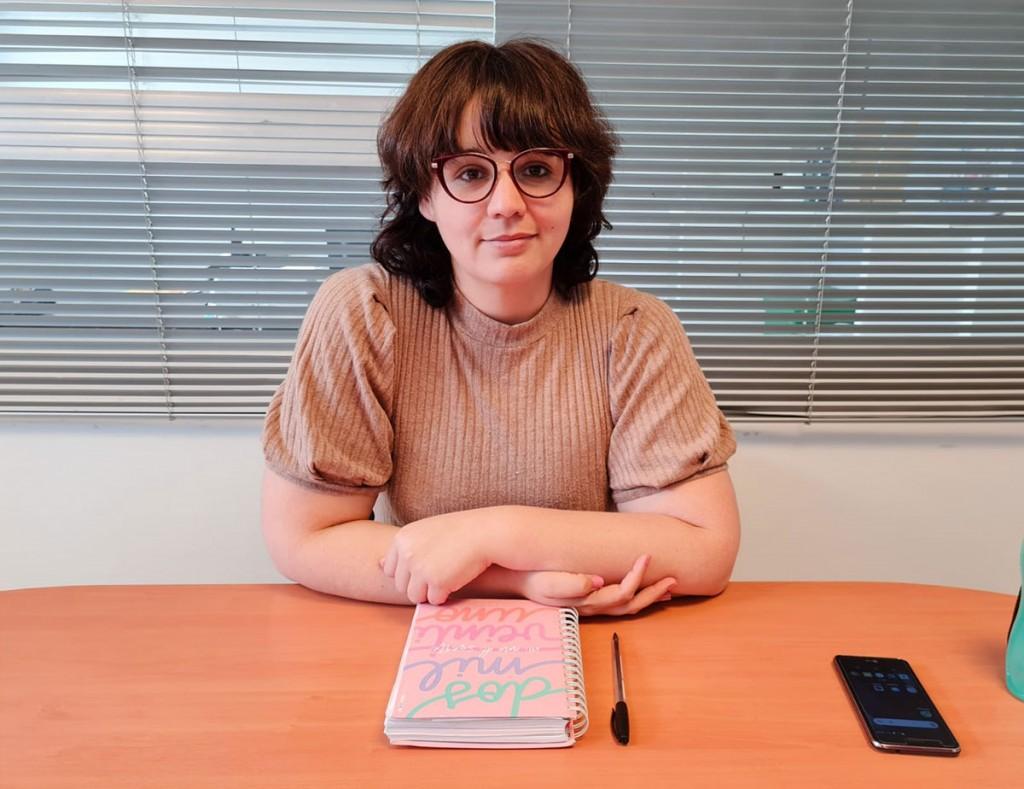 Marianela Zanassi; 'El libro tiene como objetivo dejar testimonio de los debates que estamos dando, de las luchas que se están dando y los derechos que se están conquistando'