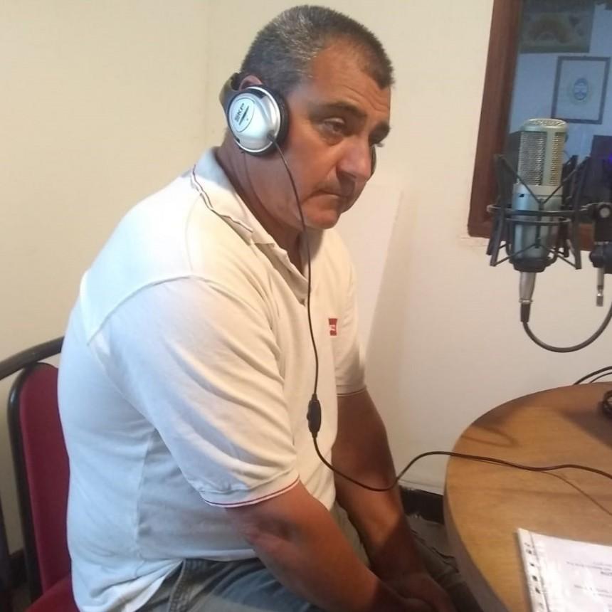 """Tamango Vicente: """"Hoy estoy en un lugar que tenía ganas de estar"""""""