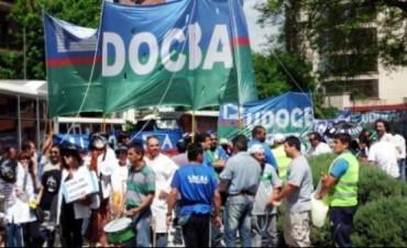 Docentes de Udocba pararán el 21 y 22 de octubre
